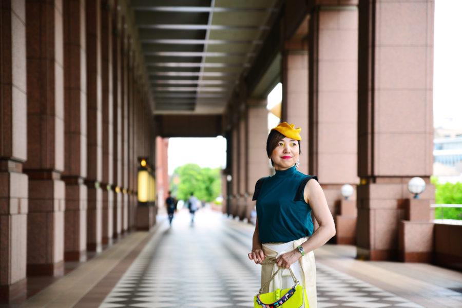 40代の外見お助け救世主になりたい!「浅浦千夏のプロフィール」