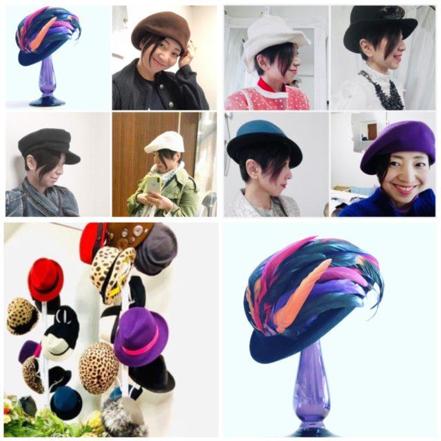 似合うデザインがわかる「冬の帽子講座」